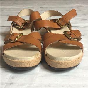 Pikolinos Light Brown Sandals Sz 42